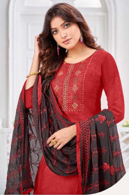 Kayce Kasmeera Nasreen Salwar Suit Wholesale Catalog 12 Pcs