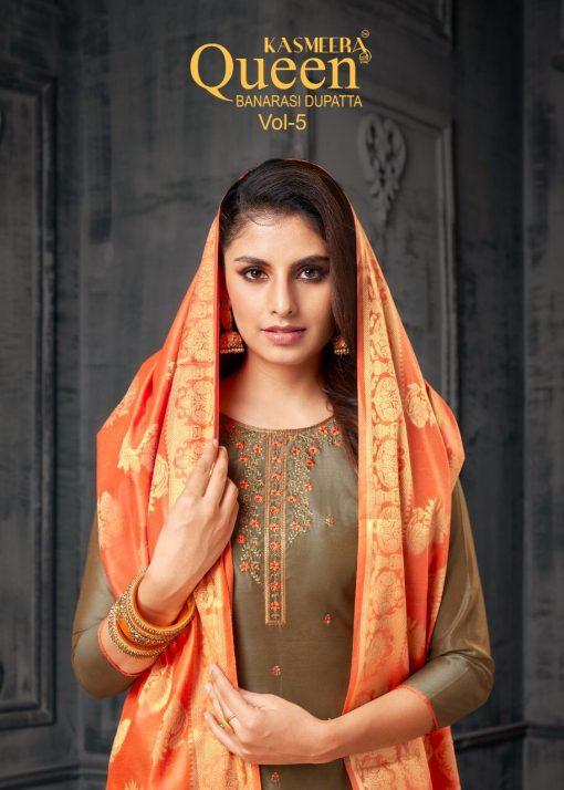 Kayce Kasmeera Queen Vol 5 Salwar Suit Wholesale Catalog 12 Pcs 3 510x714 - Kayce Kasmeera Queen Vol 5 Salwar Suit Wholesale Catalog 12 Pcs