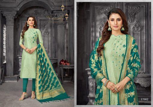 Kayce Kasmeera Queen Vol 5 Salwar Suit Wholesale Catalog 12 Pcs 4 510x357 - Kayce Kasmeera Queen Vol 5 Salwar Suit Wholesale Catalog 12 Pcs