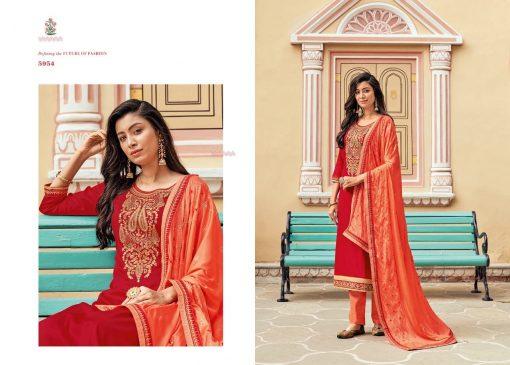 Kessi Bandhan Salwar Suit Wholesale Catalog 8 Pcs 1 510x365 - Kessi Bandhan Salwar Suit Wholesale Catalog 8 Pcs