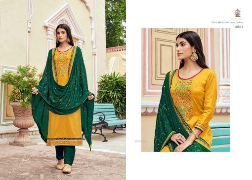 Kessi Bandhan Salwar Suit Wholesale Catalog 8 Pcs 2 510x365 - Kessi Bandhan Salwar Suit Wholesale Catalog 8 Pcs
