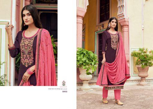 Kessi Bandhan Salwar Suit Wholesale Catalog 8 Pcs 8 510x365 - Kessi Bandhan Salwar Suit Wholesale Catalog 8 Pcs