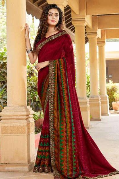 Laxmikala Ghoomar by Amardeep Saree Sari Wholesale Catalog 12 Pcs