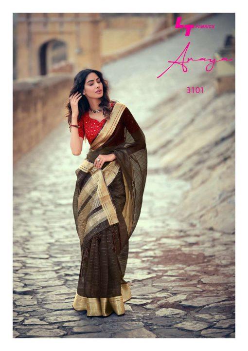 Lt Fabrics Anaya Saree Sari Wholesale Catalog 5 Pcs 3 510x720 - Lt Fabrics Anaya Saree Sari Wholesale Catalog 5 Pcs