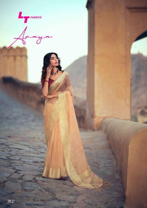 Lt Fabrics Anaya Saree Sari Wholesale Catalog 5 Pcs 5 510x720 - Lt Fabrics Anaya Saree Sari Wholesale Catalog 5 Pcs