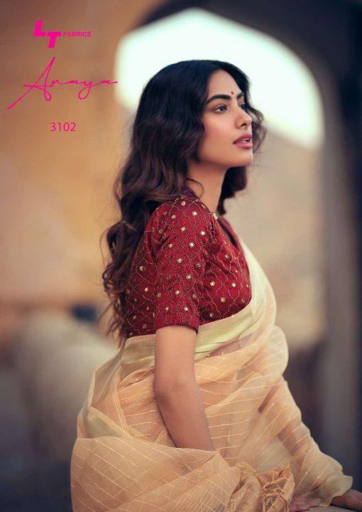 Lt Fabrics Anaya Saree Sari Wholesale Catalog 5 Pcs 8 510x720 - Lt Fabrics Anaya Saree Sari Wholesale Catalog 5 Pcs