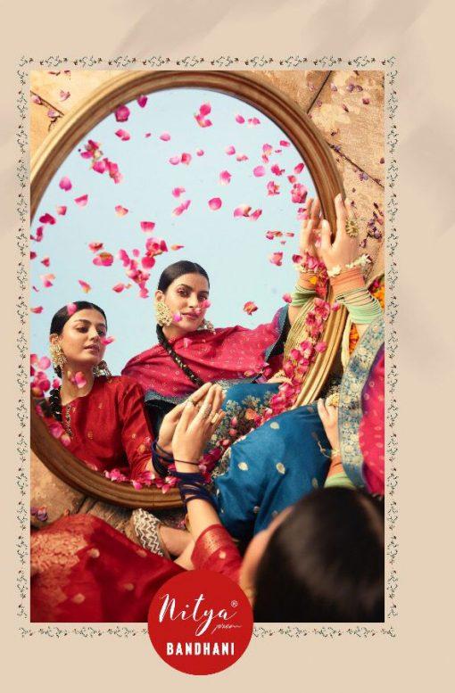 Lt Fabrics Nitya Bandhani Salwar Suit Wholesale Catalog 6 Pcs 1 510x777 - Lt Fabrics Nitya Bandhani Salwar Suit Wholesale Catalog 6 Pcs