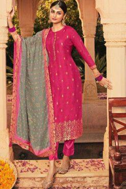 Lt Fabrics Nitya Bandhani Salwar Suit Wholesale Catalog 6 Pcs