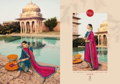 Lt Fabrics Nitya Bandhani Salwar Suit Wholesale Catalog 6 Pcs 4 510x357 - Lt Fabrics Nitya Bandhani Salwar Suit Wholesale Catalog 6 Pcs