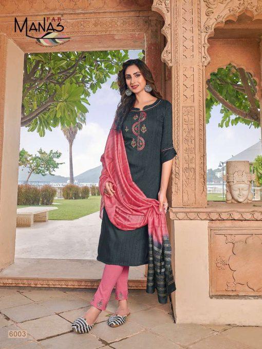 Manas Arina Kurti with Dupatta Bottom Wholesale Catalog 6 Pcs 12 510x680 - Manas Arina Kurti with Dupatta Bottom Wholesale Catalog 6 Pcs