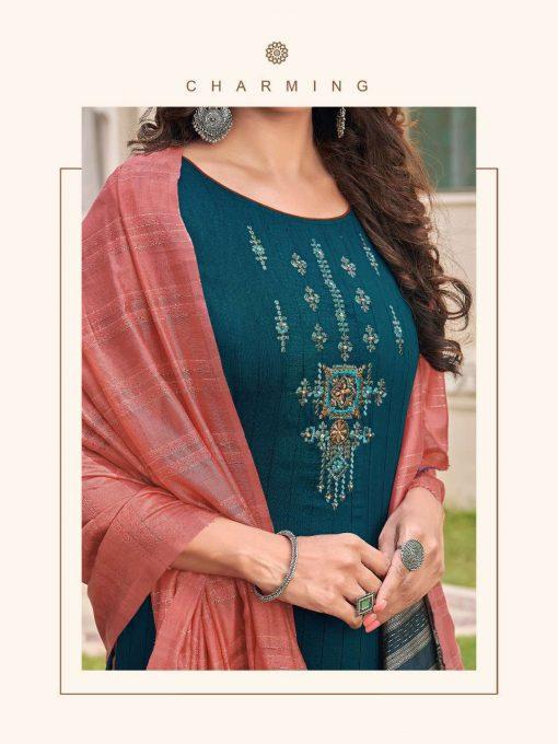 Manas Arina Kurti with Dupatta Bottom Wholesale Catalog 6 Pcs 14 510x680 - Manas Arina Kurti with Dupatta Bottom Wholesale Catalog 6 Pcs