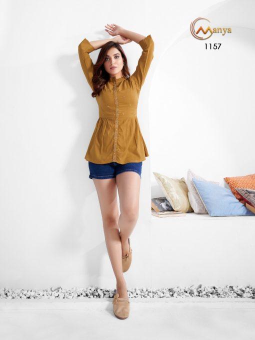 Manya Colors Vol 2 Tops Wholesale Catalog 6 Pcs 10 510x680 - Manya Colors Vol 2 Tops Wholesale Catalog 6 Pcs