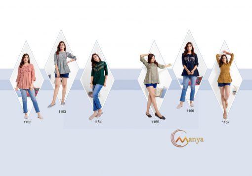 Manya Colors Vol 2 Tops Wholesale Catalog 6 Pcs 12 510x357 - Manya Colors Vol 2 Tops Wholesale Catalog 6 Pcs