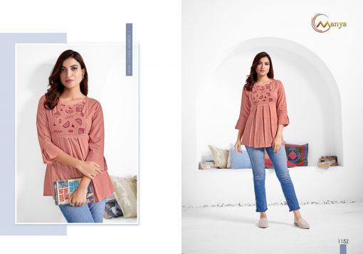 Manya Colors Vol 2 Tops Wholesale Catalog 6 Pcs 5 510x357 - Manya Colors Vol 2 Tops Wholesale Catalog 6 Pcs