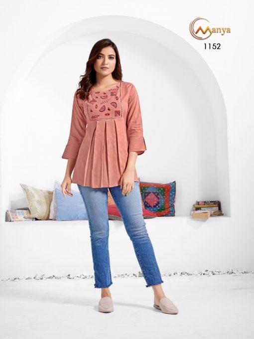 Manya Colors Vol 2 Tops Wholesale Catalog 6 Pcs 6 510x680 - Manya Colors Vol 2 Tops Wholesale Catalog 6 Pcs