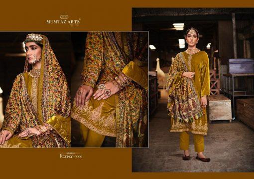 Mumtaz Arts Kanikar Velvet Vol 2 Salwar Suit Wholesale Catalog 8 Pcs 10 510x359 - Mumtaz Arts Kanikar Velvet Vol 2 Salwar Suit Wholesale Catalog 8 Pcs