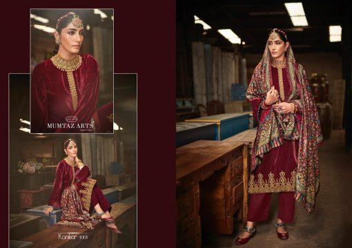 Mumtaz Arts Kanikar Velvet Vol 2 Salwar Suit Wholesale Catalog 8 Pcs 8 510x359 - Mumtaz Arts Kanikar Velvet Vol 2 Salwar Suit Wholesale Catalog 8 Pcs