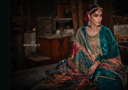 Mumtaz Arts Safaa Velvet Vol 1 Salwar Suit Wholesale Catalog 8 Pcs 10 510x359 - Mumtaz Arts Safaa Velvet Vol 1 Salwar Suit Wholesale Catalog 8 Pcs