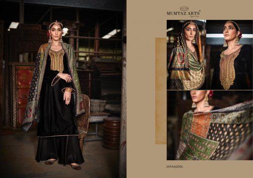 Mumtaz Arts Safaa Velvet Vol 1 Salwar Suit Wholesale Catalog 8 Pcs 4 510x359 - Mumtaz Arts Safaa Velvet Vol 1 Salwar Suit Wholesale Catalog 8 Pcs