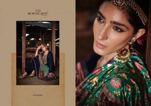 Mumtaz Arts Safaa Velvet Vol 1 Salwar Suit Wholesale Catalog 8 Pcs 6 510x359 - Mumtaz Arts Safaa Velvet Vol 1 Salwar Suit Wholesale Catalog 8 Pcs
