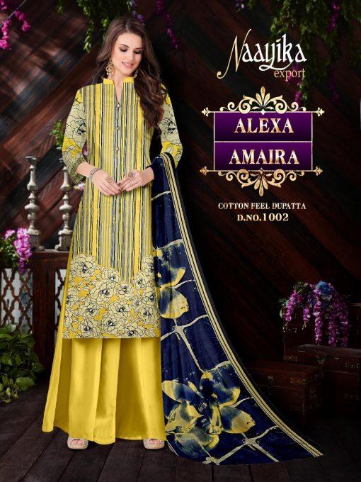 Naayika Alexa Amaira Salwar Suit Wholesale Catalog 8 Pcs 5 510x680 - Naayika Alexa Amaira Salwar Suit Wholesale Catalog 8 Pcs