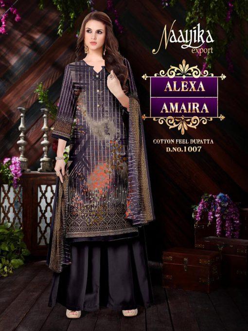 Naayika Alexa Amaira Salwar Suit Wholesale Catalog 8 Pcs 9 510x680 - Naayika Alexa Amaira Salwar Suit Wholesale Catalog 8 Pcs