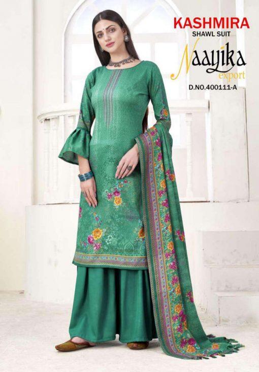 Naayika Kashmira Shawl Salwar Suit Wholesale Catalog 10 Pcs 1 1 510x734 - Naayika Kashmira Shawl Salwar Suit Wholesale Catalog 10 Pcs
