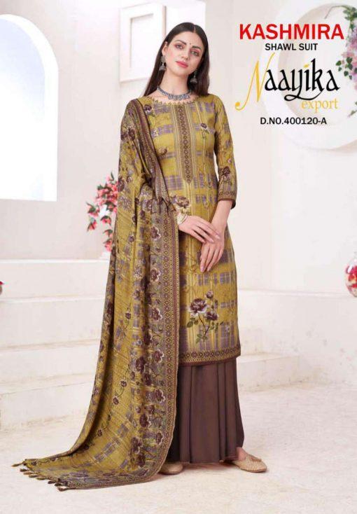Naayika Kashmira Shawl Salwar Suit Wholesale Catalog 10 Pcs 10 1 510x734 - Naayika Kashmira Shawl Salwar Suit Wholesale Catalog 10 Pcs