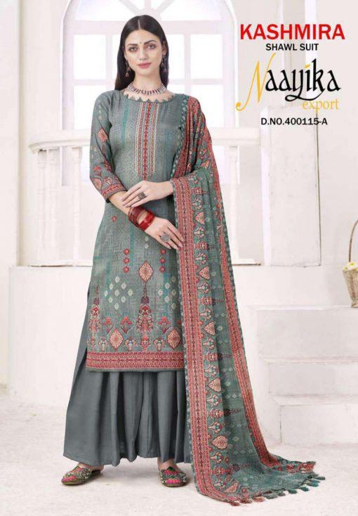 Naayika Kashmira Shawl Salwar Suit Wholesale Catalog 10 Pcs 5 1 510x734 - Naayika Kashmira Shawl Salwar Suit Wholesale Catalog 10 Pcs