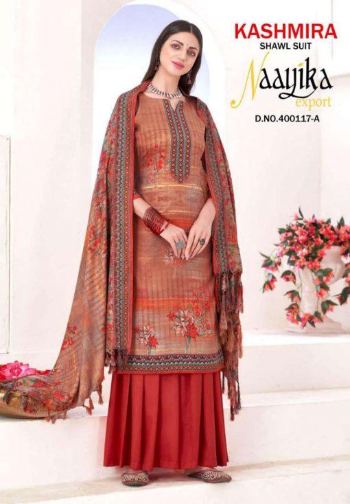 Naayika Kashmira Shawl Salwar Suit Wholesale Catalog 10 Pcs 7 1 510x734 - Naayika Kashmira Shawl Salwar Suit Wholesale Catalog 10 Pcs