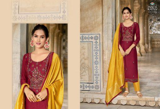 Panch Ratna Aaradhna by Kessi Salwar Suit Wholesale Catalog 5 Pcs 1 510x349 - Panch Ratna Aaradhna by Kessi Salwar Suit Wholesale Catalog 5 Pcs