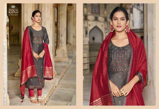Panch Ratna Aaradhna by Kessi Salwar Suit Wholesale Catalog 5 Pcs 2 510x349 - Panch Ratna Aaradhna by Kessi Salwar Suit Wholesale Catalog 5 Pcs