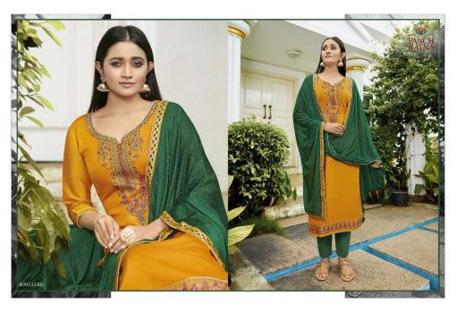 Panch Ratna Glamour by Kessi Salwar Suit Wholesale Catalog 5 Pcs 2 510x349 - Panch Ratna Glamour by Kessi Salwar Suit Wholesale Catalog 5 Pcs