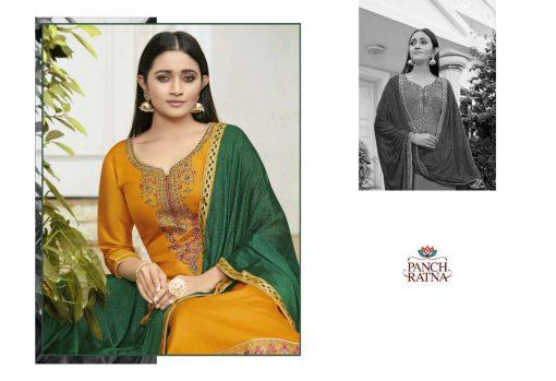 Panch Ratna Glamour by Kessi Salwar Suit Wholesale Catalog 5 Pcs 3 510x349 - Panch Ratna Glamour by Kessi Salwar Suit Wholesale Catalog 5 Pcs
