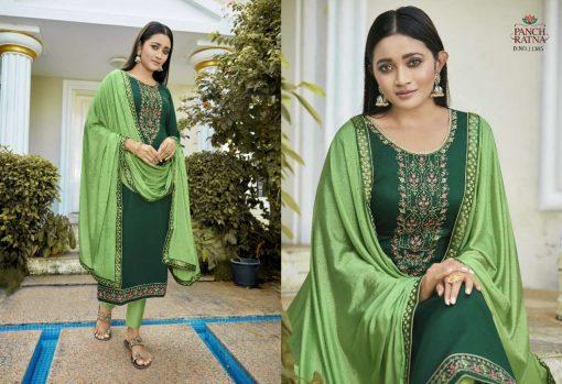 Panch Ratna Glamour by Kessi Salwar Suit Wholesale Catalog 5 Pcs 5 510x349 - Panch Ratna Glamour by Kessi Salwar Suit Wholesale Catalog 5 Pcs