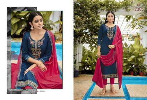 Panch Ratna Glamour by Kessi Salwar Suit Wholesale Catalog 5 Pcs 6 510x349 - Panch Ratna Glamour by Kessi Salwar Suit Wholesale Catalog 5 Pcs