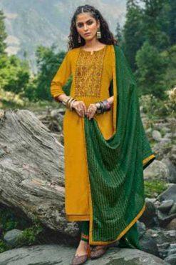 Panch Ratna Ritika Vol 2 by Kessi Salwar Suit Wholesale Catalog 5 Pcs