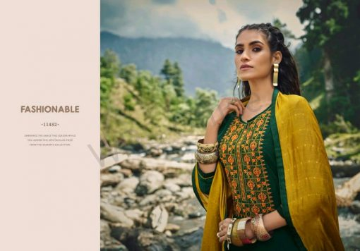 Panch Ratna Ritika Vol 2 by Kessi Salwar Suit Wholesale Catalog 5 Pcs 8 510x356 - Panch Ratna Ritika Vol 2 by Kessi Salwar Suit Wholesale Catalog 5 Pcs