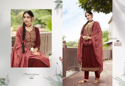 Panch Ratna Royal by Kessi Salwar Suit Wholesale Catalog 5 Pcs 4 510x349 - Panch Ratna Royal by Kessi Salwar Suit Wholesale Catalog 5 Pcs