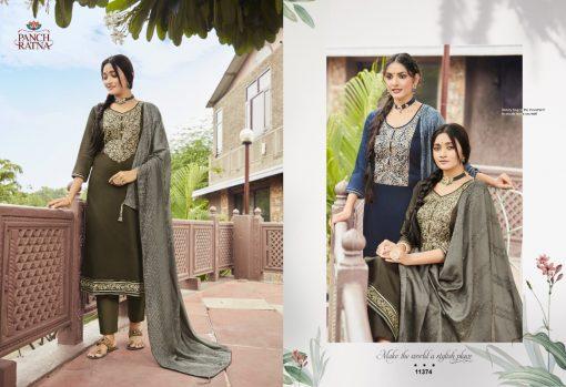 Panch Ratna Royal by Kessi Salwar Suit Wholesale Catalog 5 Pcs 5 510x349 - Panch Ratna Royal by Kessi Salwar Suit Wholesale Catalog 5 Pcs