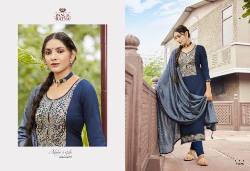 Panch Ratna Royal by Kessi Salwar Suit Wholesale Catalog 5 Pcs 6 510x349 - Panch Ratna Royal by Kessi Salwar Suit Wholesale Catalog 5 Pcs