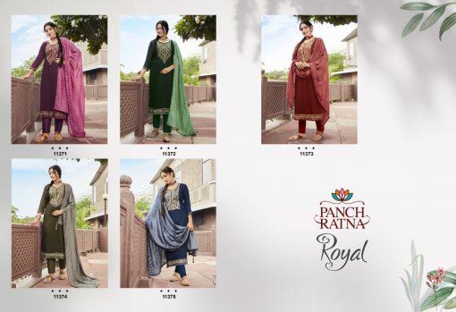 Panch Ratna Royal by Kessi Salwar Suit Wholesale Catalog 5 Pcs 7 510x349 - Panch Ratna Royal by Kessi Salwar Suit Wholesale Catalog 5 Pcs