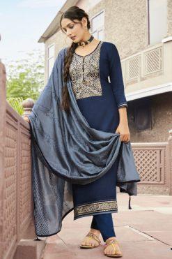Panch Ratna Royal by Kessi Salwar Suit Wholesale Catalog 5 Pcs