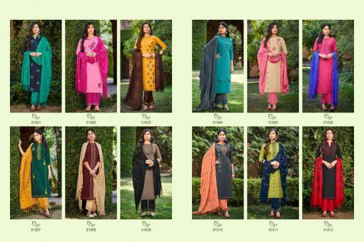 Raghav Hello Madam Vol 3 Salwar Suit Wholesale Catalog 12 Pcs 14 510x340 - Raghav Hello Madam Vol 3 Salwar Suit Wholesale Catalog 12 Pcs