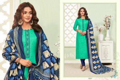 Raghav Novika Vol 3 Salwar Suit Wholesale Catalog 12 Pcs 1 510x340 - Raghav Novika Vol 3 Salwar Suit Wholesale Catalog 12 Pcs