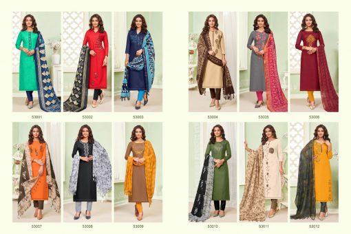 Raghav Novika Vol 3 Salwar Suit Wholesale Catalog 12 Pcs 13 510x340 - Raghav Novika Vol 3 Salwar Suit Wholesale Catalog 12 Pcs