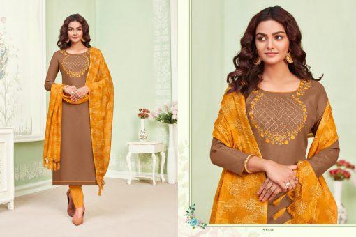 Raghav Novika Vol 3 Salwar Suit Wholesale Catalog 12 Pcs 6 510x340 - Raghav Novika Vol 3 Salwar Suit Wholesale Catalog 12 Pcs