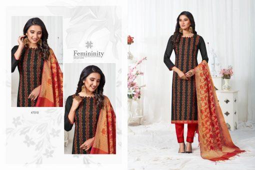 Raghav Nykaa Vol 3 Salwar Suit Wholesale Catalog 12 Pcs 11 510x340 - Raghav Nykaa Vol 3 Salwar Suit Wholesale Catalog 12 Pcs