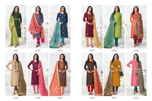 Raghav Nykaa Vol 3 Salwar Suit Wholesale Catalog 12 Pcs 13 510x340 - Raghav Nykaa Vol 3 Salwar Suit Wholesale Catalog 12 Pcs