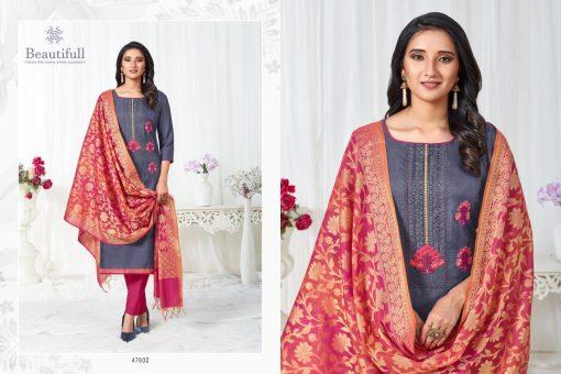 Raghav Nykaa Vol 3 Salwar Suit Wholesale Catalog 12 Pcs 4 510x340 - Raghav Nykaa Vol 3 Salwar Suit Wholesale Catalog 12 Pcs